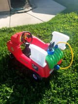Little tikes fire truck in Vacaville, California