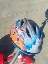 Bike helmet for toddler in Vacaville, California