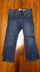 #30 Girls Size 3T BOOT CUT Oshkosh Jeans in Fort Benning, Georgia