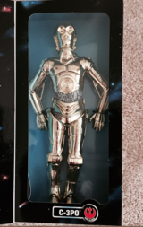"Star Wars-Collector Series ""C-3PO"" 12"" Figure-1997 Kenner NIB in Tinley Park, Illinois"