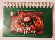 """1999 The Pampered Chef """"The kitchen is the Heart of the Home"""" NEW - $3 in Orland Park, Illinois"""