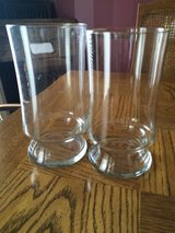 Clear vases in Naperville, Illinois