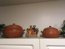 Clay pots set for sale in San Diego, California
