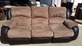 Recliner couch..$200!!! OBO!! in Wheaton, Illinois