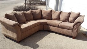 Sectional for $225.!! Obo!! in Bolingbrook, Illinois