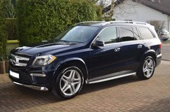 Mercedes GL550 AMG Sport Package (3rd Row Seating) in Schweinfurt, Germany