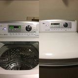 Lg washer and dryer in San Diego, California
