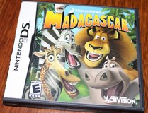 Nintendo DS Game Madagascar in Baumholder, GE