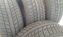 All season tires condition as new in Hohenfels, Germany