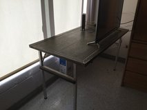 Aluminum Folding Camping Table in San Clemente, California