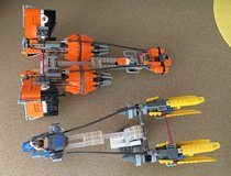 Anakin's & Sebulba's Lego Podracers in Bolingbrook, Illinois