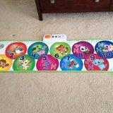 Leapfrog musical groove and learn mat in Quad Cities, Iowa