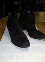 Woman's High Top Boots With Hi Heel, with Zippers in Alamogordo, New Mexico