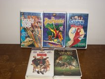 5 Family VHS Movies in Fort Campbell, Kentucky