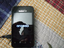 Metro PCS ZTE X500m Android 4GB Black Smartphone in Sacramento, California