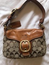 Coach Soho Bleecker Signature Shoulder Bag in Chicago, Illinois