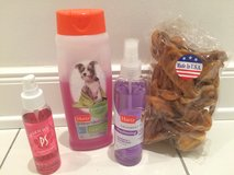 Various pet products in Ramstein, Germany