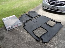 Weathertech digital floor liner set for Chrysler Town & Country and Dodge Grand Caravan in Fort Rucker, Alabama