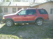 2003 Ford Explorer   VIN# 1FMZU73K63ZA00629 in Alamogordo, New Mexico