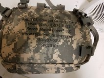 Recon Mountaineer VERSION 2 COMBAT LIFE SAVER BAG, WITH CONTENTS in Fort Leonard Wood, Missouri