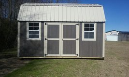 Portable Buildings in Beaumont, Texas