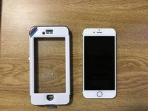 IPhone 6 - Gold/White Unlocked in Ramstein, Germany