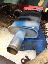 Two used mufflers in good conditions. in Clarksville, Tennessee
