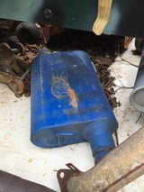 Two used Flowmasters mufflers from Mustang V8 in Clarksville, Tennessee