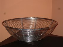 large wire basket in Chicago, Illinois