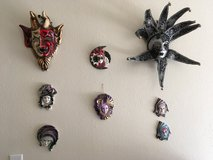 Venice Hand Made & painted porcelain masks in Bolling AFB, DC
