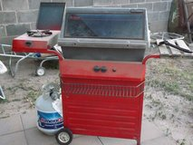 Propane Grill in Alamogordo, New Mexico