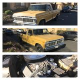 1973 Ford F100 in Travis AFB, California