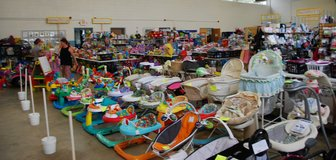 SELL your kid's stuff here! HUNDREDS of shoppers in 1 weekend! in Camp Lejeune, North Carolina