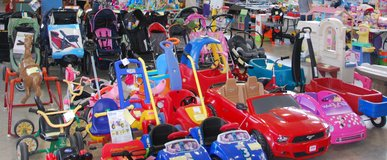 Sell your Kids' Stuff with Dandelion Kids-It's EASY! in Camp Lejeune, North Carolina