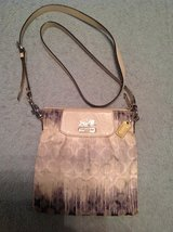 Authentic Coach Sling Purse in Glendale Heights, Illinois