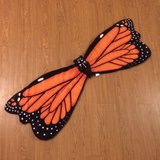 Monarch plush butterfly wings in Fort Bliss, Texas