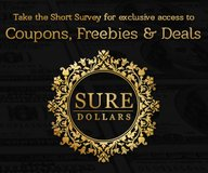 Complete Your Survey Now and Unlock Coupons and Deals in Los Angeles, California