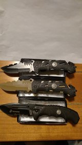 "USMC Folding Knives, Mtech Rescue 9"" in 29 Palms, California"