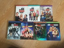 The Big Bang Theory DVDs in Okinawa, Japan