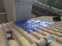 Roofing/small leak & repairs in Yucca Valley, California