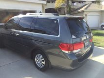 For Sale 2008 Honda Odyssey EX-L 4D 8 Passenger Minivan in Hemet, California