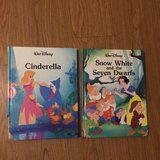 Disney Cinderella and Snowhite in Fort Bliss, Texas