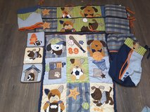 Lambs & Ivy Bow Wow 11-piece boy bedding set in Fort Carson, Colorado