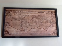 Antique map of World by Maffei Giovanni in San Diego, California