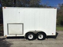 2005 CONTINENTAL CARGO TRAILER 7 X 14 in Conroe, Texas