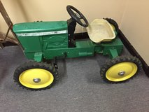 John Deere Pedal Tractor Rear Stear Model 7020 in Valdosta, Georgia