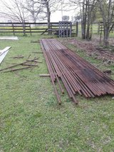51 JOINTS OF 30 FT LONG 1 1/4 INCH STEEL PIPE in Conroe, Texas