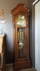 grandfather clock in Davis-Monthan AFB, Arizona