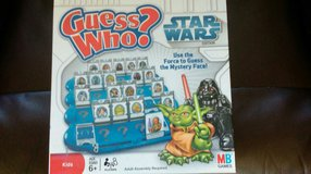 Star Wars Guess Who in Aurora, Illinois