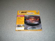 1 Dozen BIC Charcoal Alternative Flame Disk NEW in Oswego, Illinois